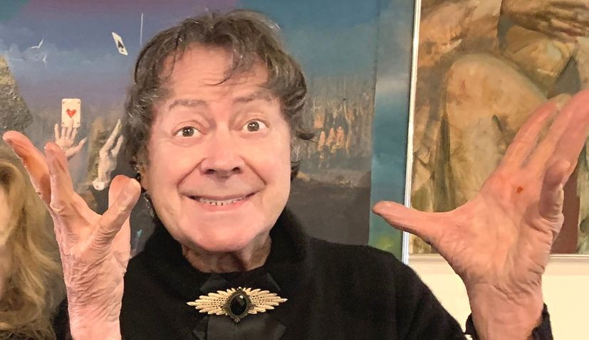 Interview with Croatian-Australian artist Charles Billich on his 85th birthday