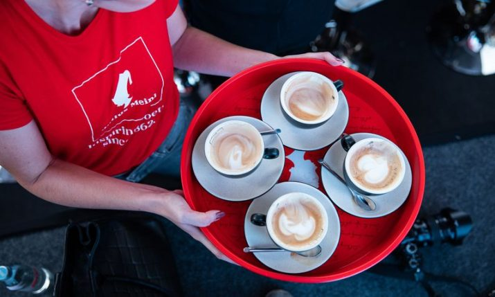 33 cafes across Croatia offering free coffee on World Coffee Day for a poem