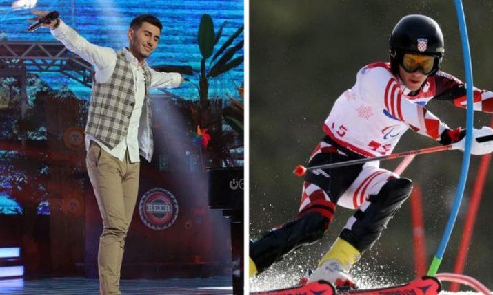 Meet Lovro Dokic– Croatia's youngest Paralympian skier & talented singer