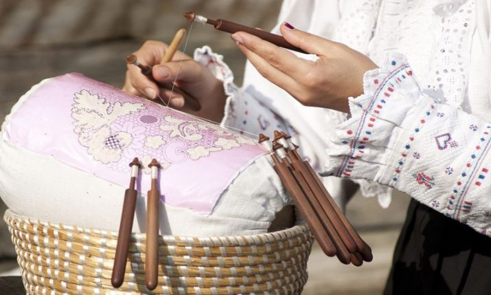 Croatian town of Lepoglava hosting International Lace Festival for 25th time
