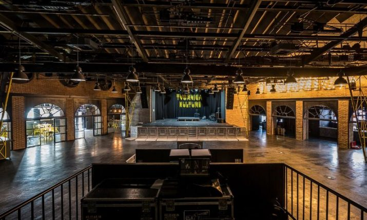 Cult Croatian concert venue celebrating 20th birthday
