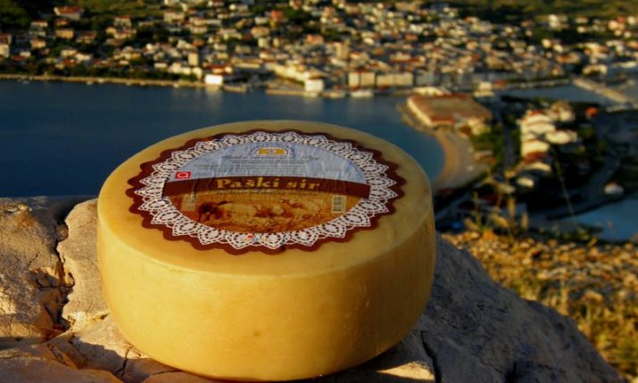 Paška sirana from Pag wins gold at Global Cheese Awards