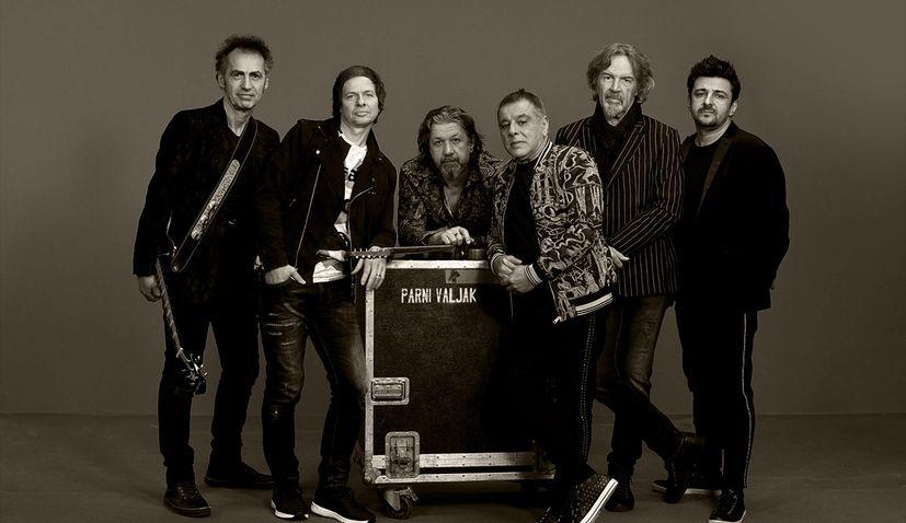 Croatian rock band Parni Valjak announce US tour dates