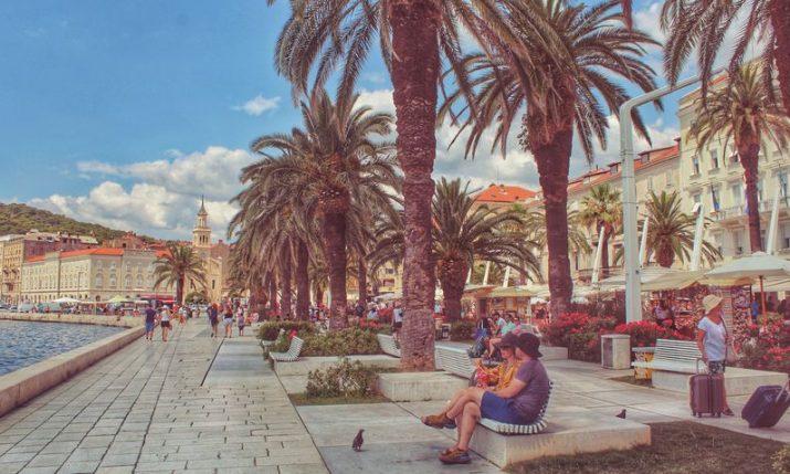 16.5 million tourists visit Croatia so far in 2019, 5% up on last year