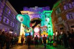 PHOTOS: Croatia's biggest light festival 'Visualia' opens in Pula