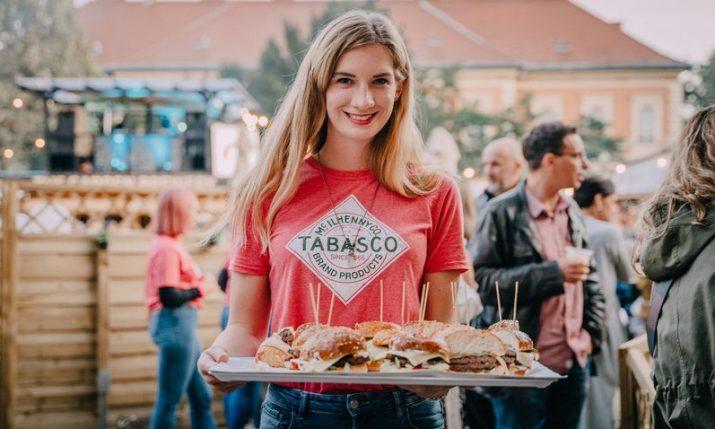 Best burger awards end successful Zagreb Burger Festival