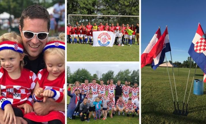 PHOTOS: 56th Croatian National Soccer Tournament of Canada & USA held in Toronto