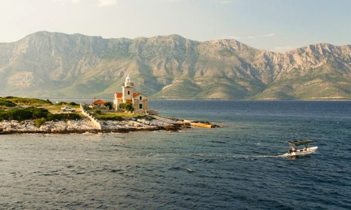 Croatia on Condé Nast Traveler's 40 most beautiful countries in the world list