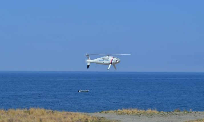 Croatia obtains unmanned aircraft for safety & pollution inspections of Adriatic