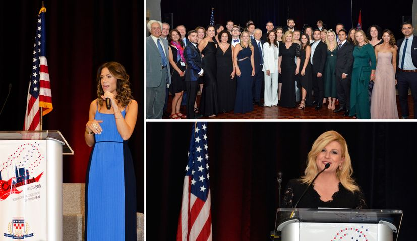 Croatian-American professionals conference attracts over 400 attendees, 50+ speakers from around the world