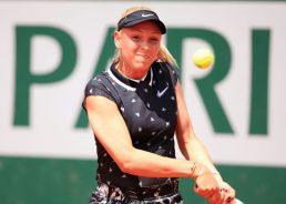 Australian Open: Donna Vekic beats Maria Sharapova, Marin Cilic advances