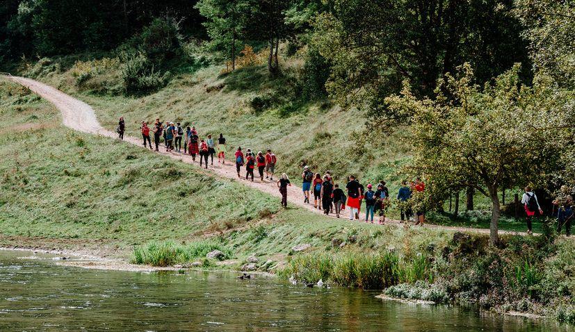 PHOTOS: Over 1,000 people take part in Croatian Walking Festival in Lika