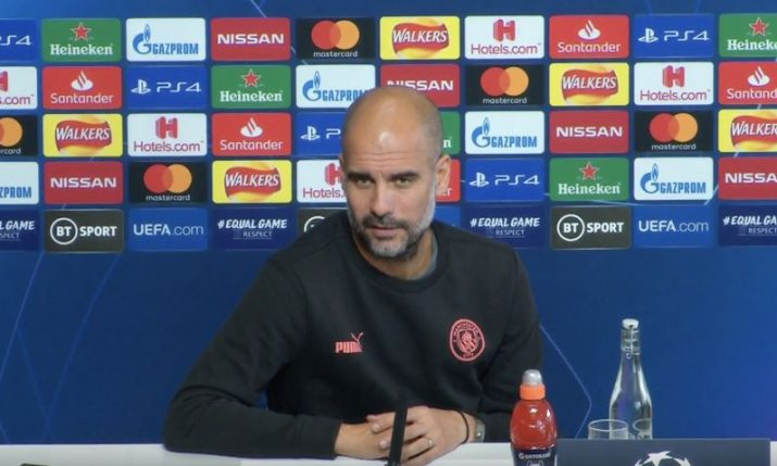Pep Guardiola: Croatians have natural sporting talent