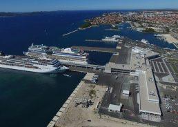 Zadar's Gazenica wins world's best port title