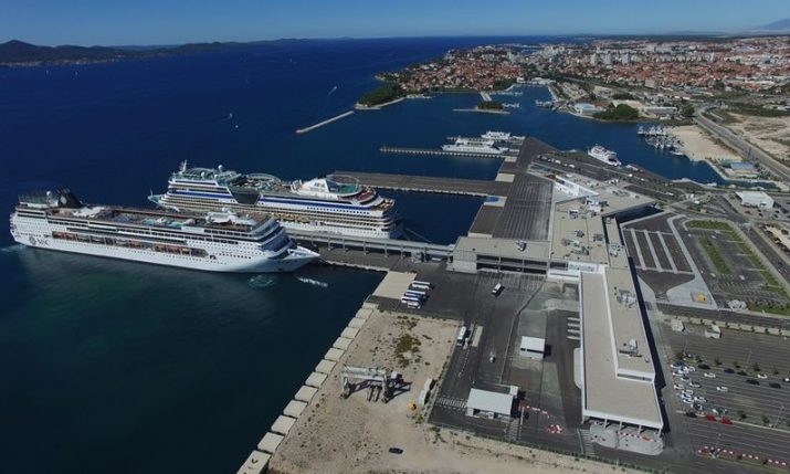 Zadar's Gazenica wins world's best port title