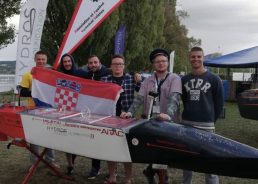Croatian students from Rijeka win prestigious Hydrocontest-X in Switzerland