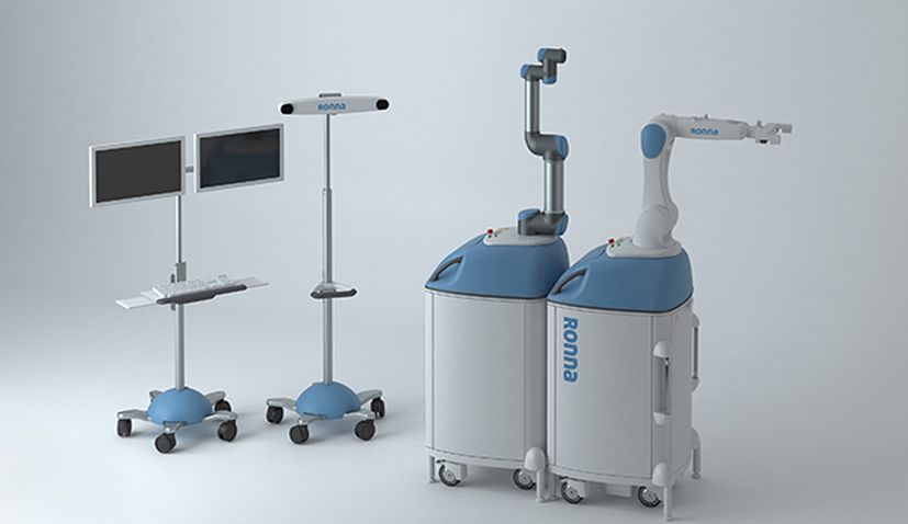 Croatia develops successful robotised neurosurgery system