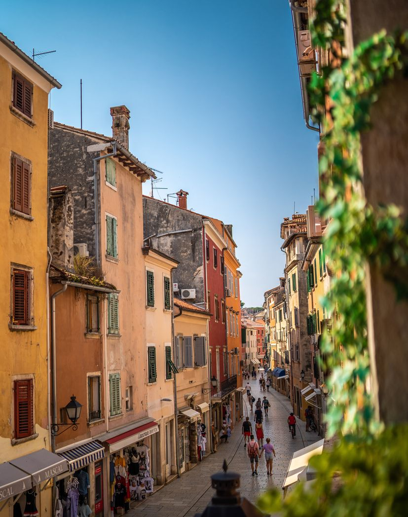 Yahoo! name Istria among world's top 12 destinations for 2020 Rovinj