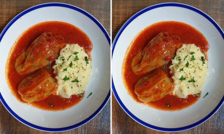 Croatian recipes: How to cook stuffed peppers by Uje oil bar