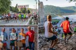 PHOTOS: 250 runners from around the world run unique Ston Wall Marathon