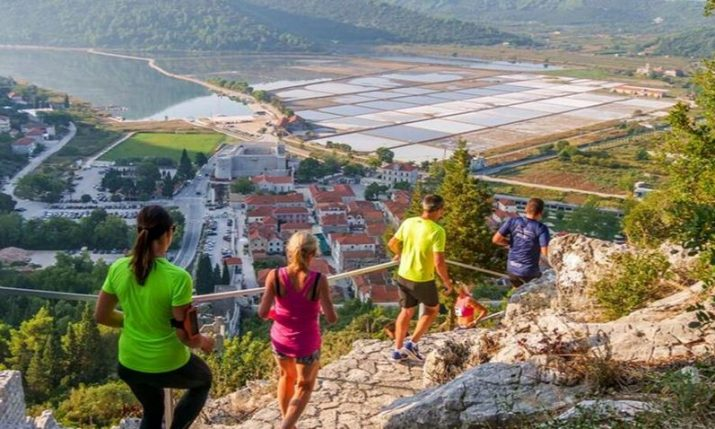 Ston Wall Marathon to take place on longest preserved fort in Europe