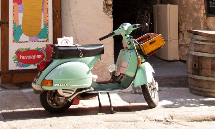 Over 300 Vespas from Europe arriving in Zagreb for CroVespa 2019