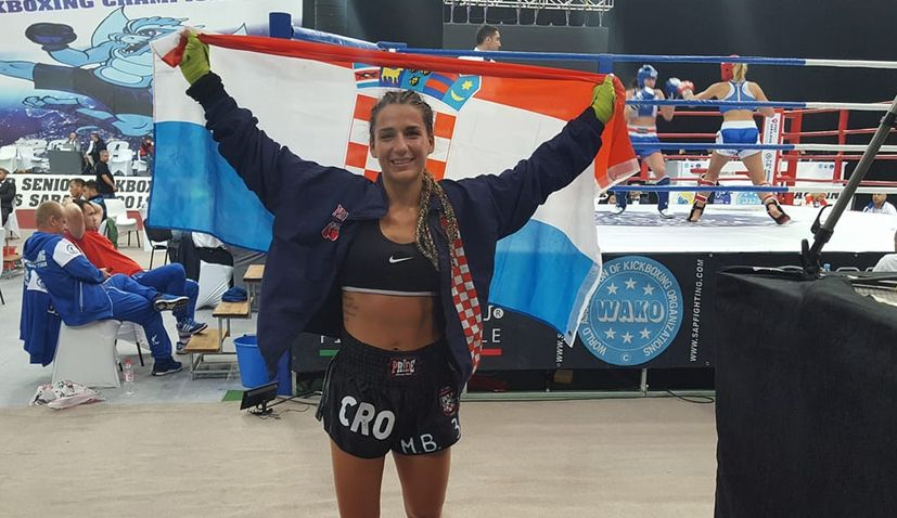 World Kickboxing Championships: Croatia wins 3 gold medals