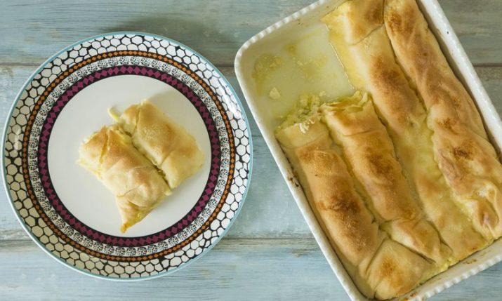 Croatian recipes: Bučnica