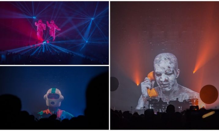 PHOTOS: The Chemical Brothers thrill Zagreb crowd