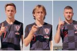 Croatia to be first nation to put all worn match shirts on online auction