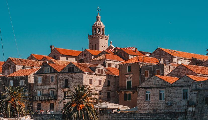 In Croatia 85% of households own house or flat