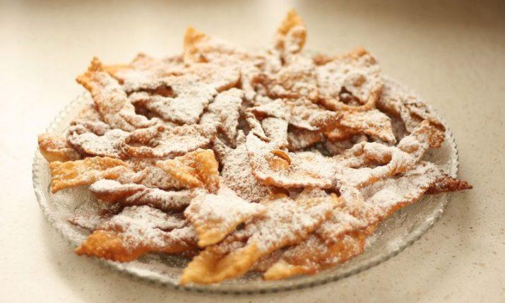 Croatian Recipes: 'Pijane' Kroštule