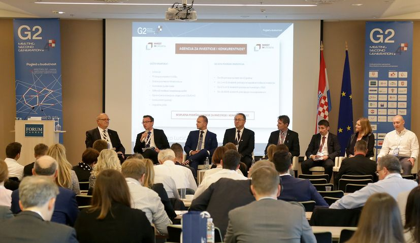 Croatians from 18 countries gathering for 'building business bridges' conference