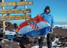 VIDEO: Croatian conquers Mount Kilimanjaro