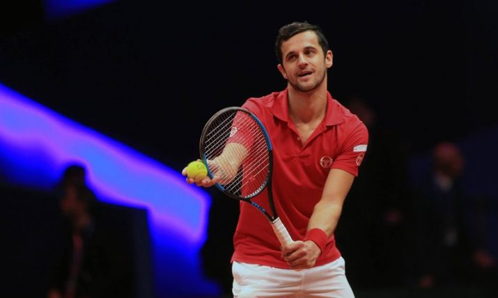 French Open: Croatia's Mate Pavić reaches men's doubles final