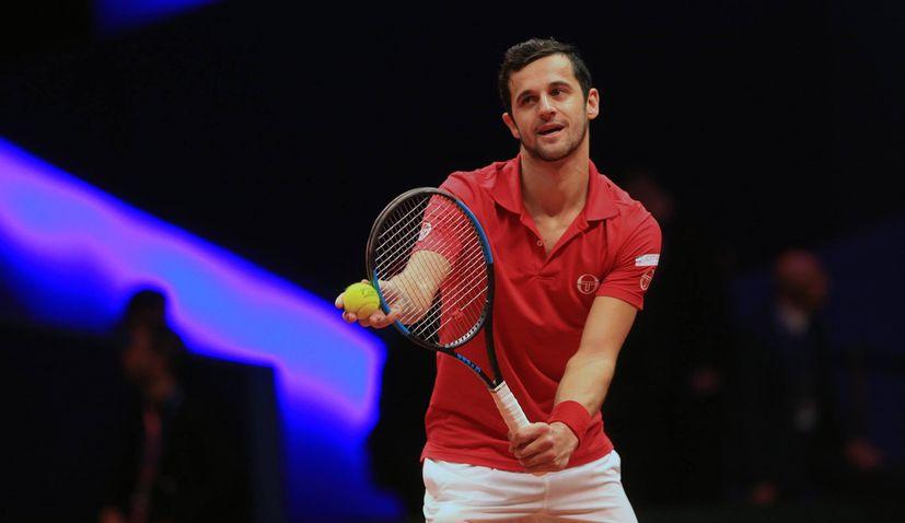 Mate Pavić wins Shanghai Masters doubles title