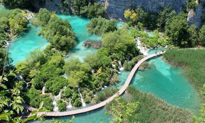 Plitvice Lakes: Promo week to celebrate 40 years on UNESCO's World Heritage List
