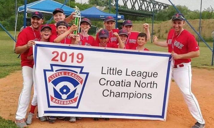 Boston Red Sox adopt champion Croatian Little League club in Zagreb