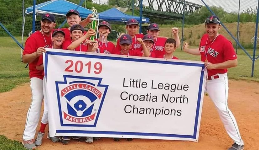 Boston Red Sox adopt champion Croatian Little League club in Zagreb