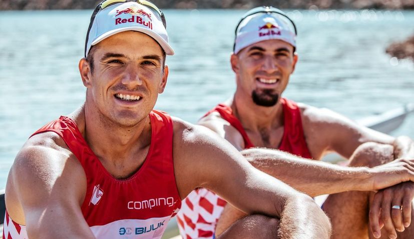 Croatia's Sinković brothers nominated for World Rowing Men's Crew of the Year award