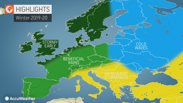 Winter Forecast Is Out What Can Croatia Expect Croatia Week