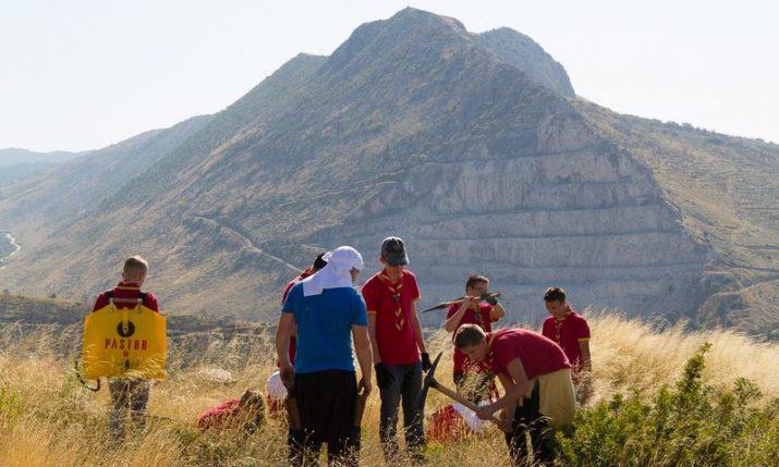 Reforestation in Dalmatia campaign 'Boranka' wins European award