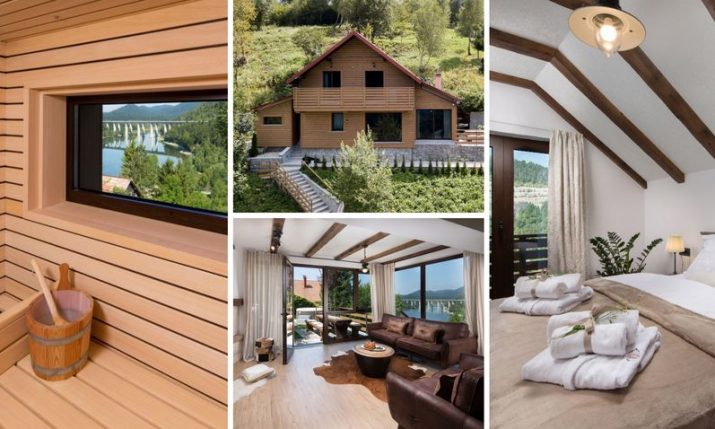 PHOTOS: New luxury mountain cottage getaway in Gorski Kotar