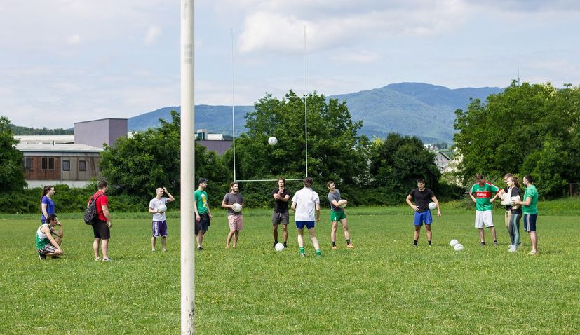 Irish community in Croatia start first Gaelic Football club