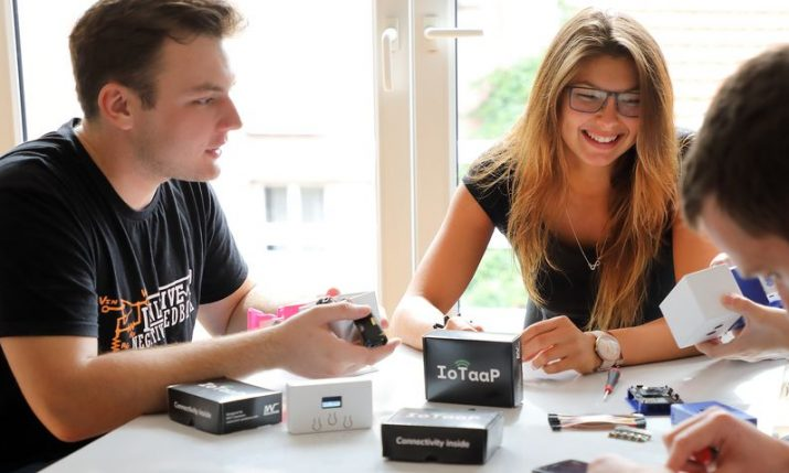 Zagreb startup creates educational development platform for IoT