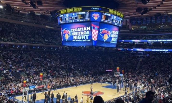 NBA's LA Clippers to host Croatian Heritage Night in Los Angeles