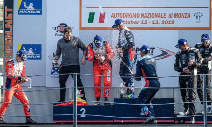 Croatian driver Martin Kodric wins season finale to secure 3rd in International GT Open Championship