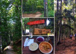 Hiking in Zagreb: Bikčevićeva trail to Puntijarka