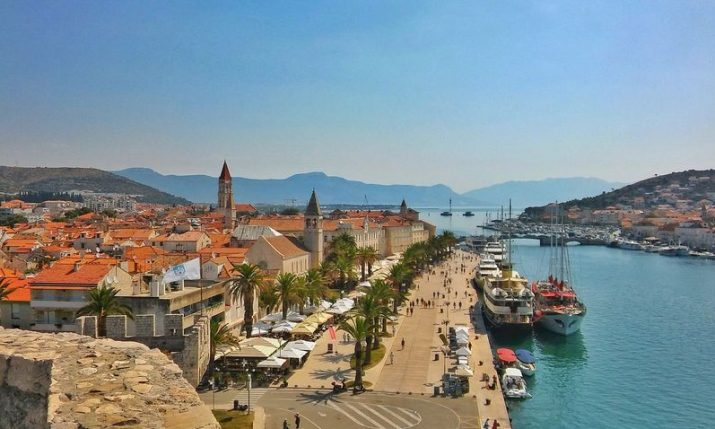 More than a half million visitors on holiday in Croatia
