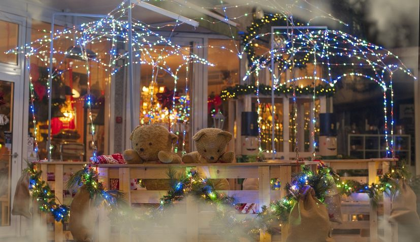 PHOTOS: Advent in fairy tale Finjak in Zagreb is back